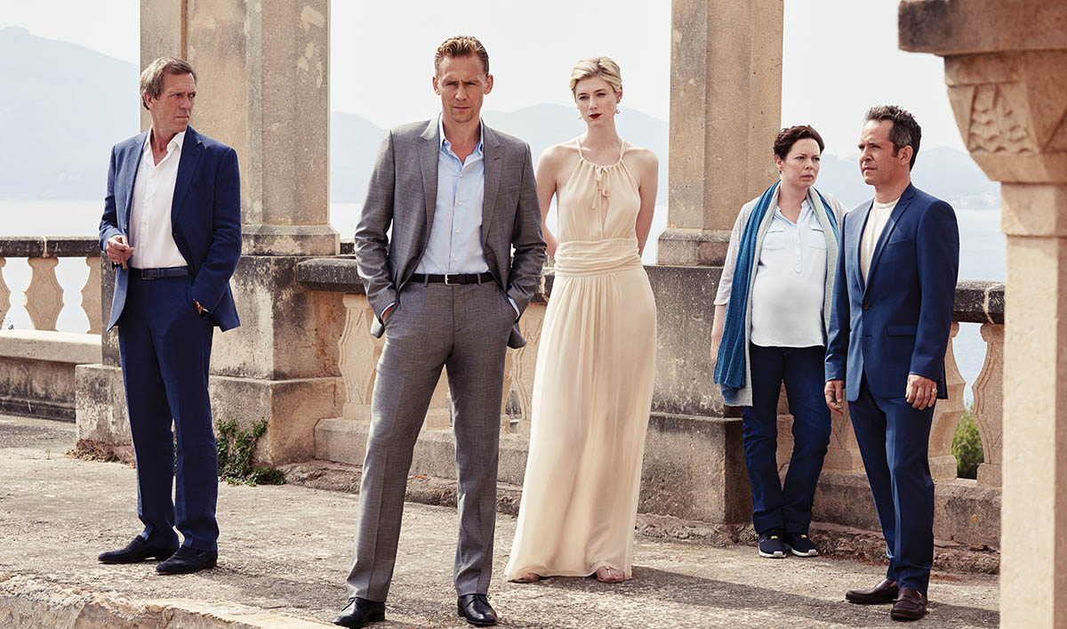 <em>The Night Manager</em> Honored With 12 Emmy Nominations, Including Outstanding Limited Series