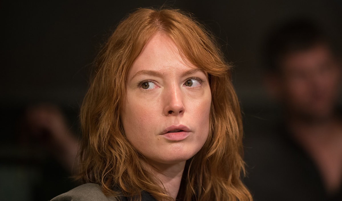 <em>The Walking Dead</em> Q&#038;A – Alicia Witt (Paula)