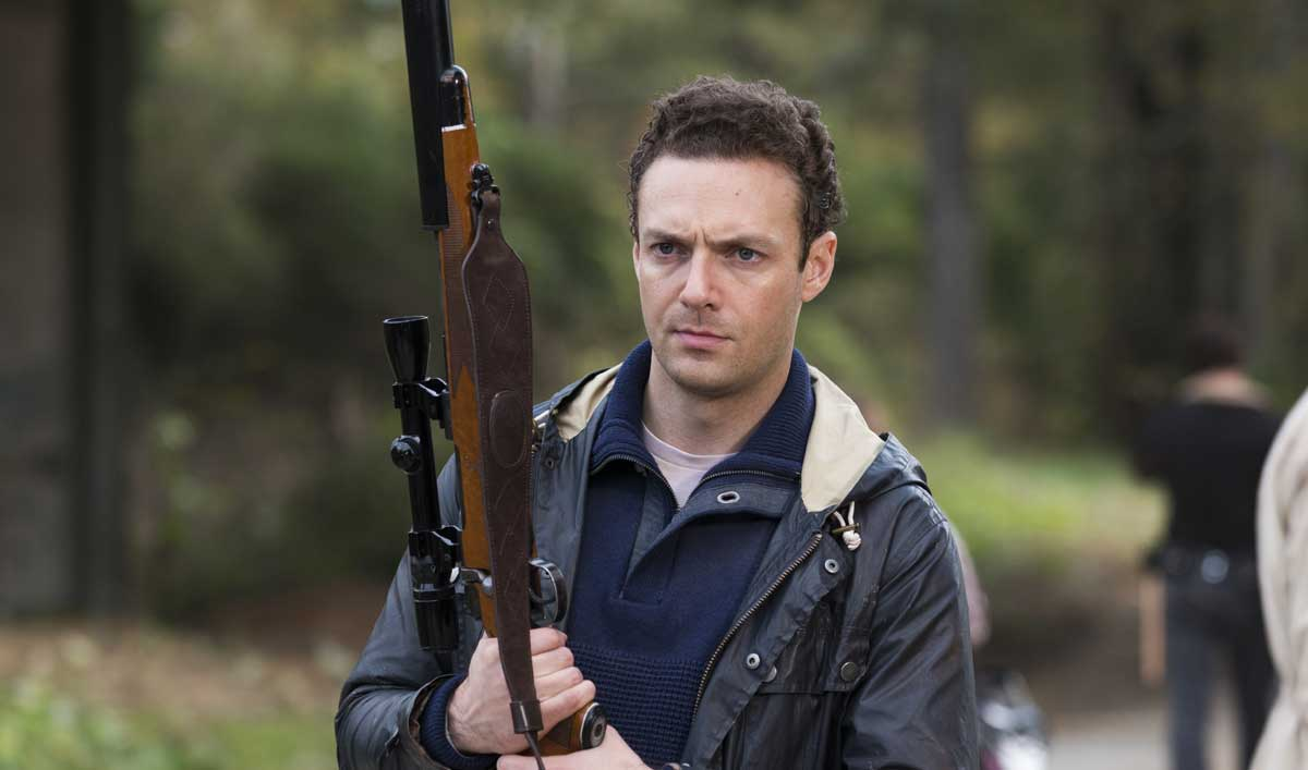 Extras for <em>The Walking Dead</em> Season 6 Finale