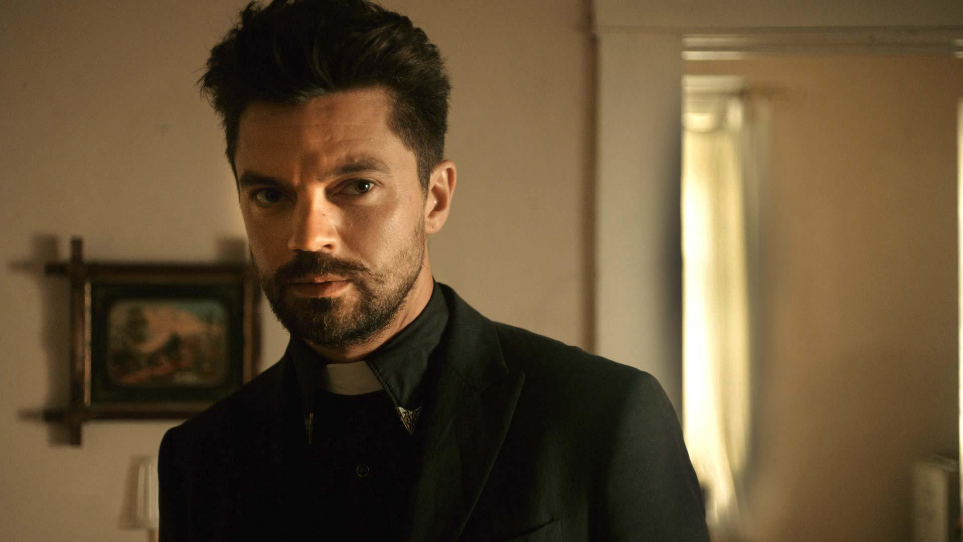 16054_AMC_PRCH_Promo_ItCameHere Preacher dans Films series - News de tournage