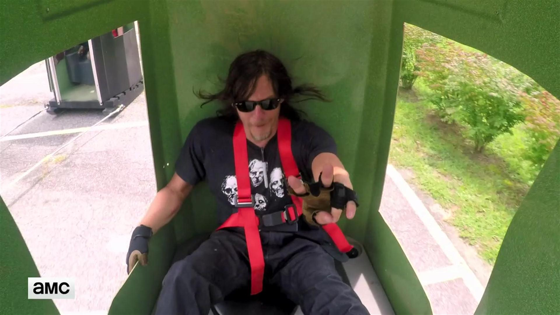 Video Extra Ride With Norman Reedus Trailer Open Road