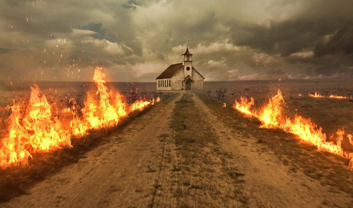 Watch the Brand New <em>Preacher</em> Promo, &#8220;Burning Road&#8221;