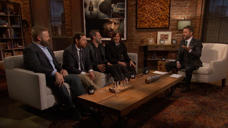 Bonus Scene: Talking Dead: Episode 616