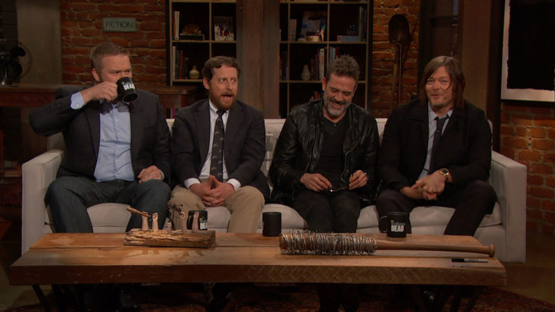 Talking Dead: Highlights: Episode 616: Video Questions From Fans