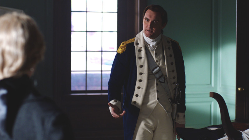 Inside Episode 301: TURN: Washington's Spies: Valediction