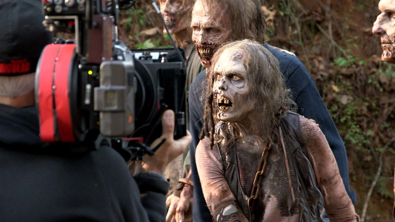 (SPOILERS) Making of Episode 616: The Walking Dead: Last Day on Earth