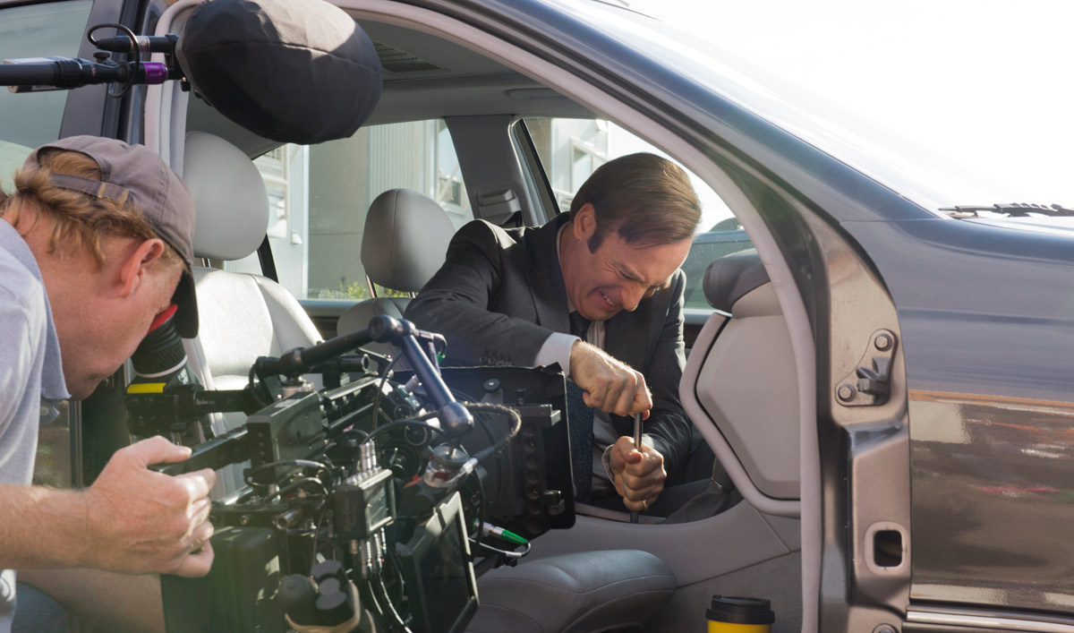 We&#8217;re Taking You Behind the Scenes on the Set of <em>Better Call Saul</em> Season 2