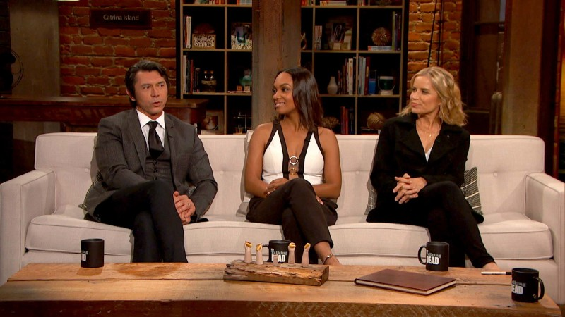 Talking Dead: Highlights: Episode 618: Learning Curves
