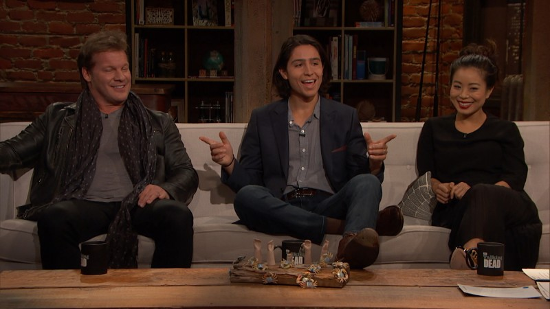 Bonus Scene: Talking Dead: Episode 619