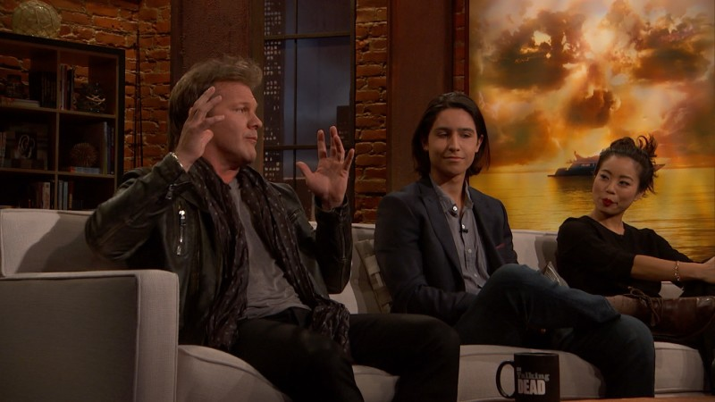 Highlights: Episode 619: Talking Dead: Nick in the Apocalypse