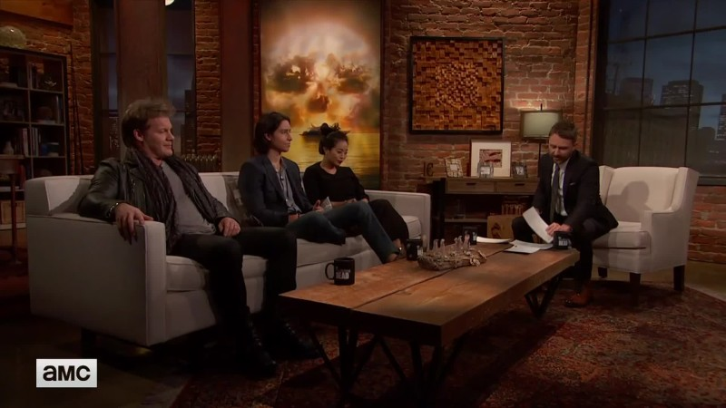 Talking Dead: Bonus Scene: Episode 619