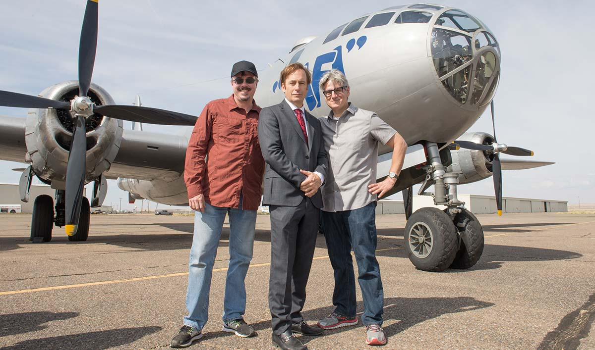 <em>Better Call Saul</em> Q&#038;A – Vince Gilligan and Peter Gould (Co-Creators/Executive Producers)