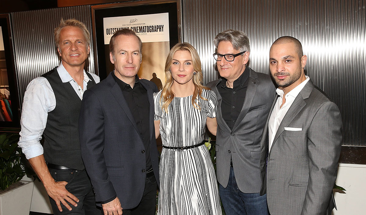 Photos of the <em>Better Call Saul</em> Cast and Crew at the ATAS FYC Event