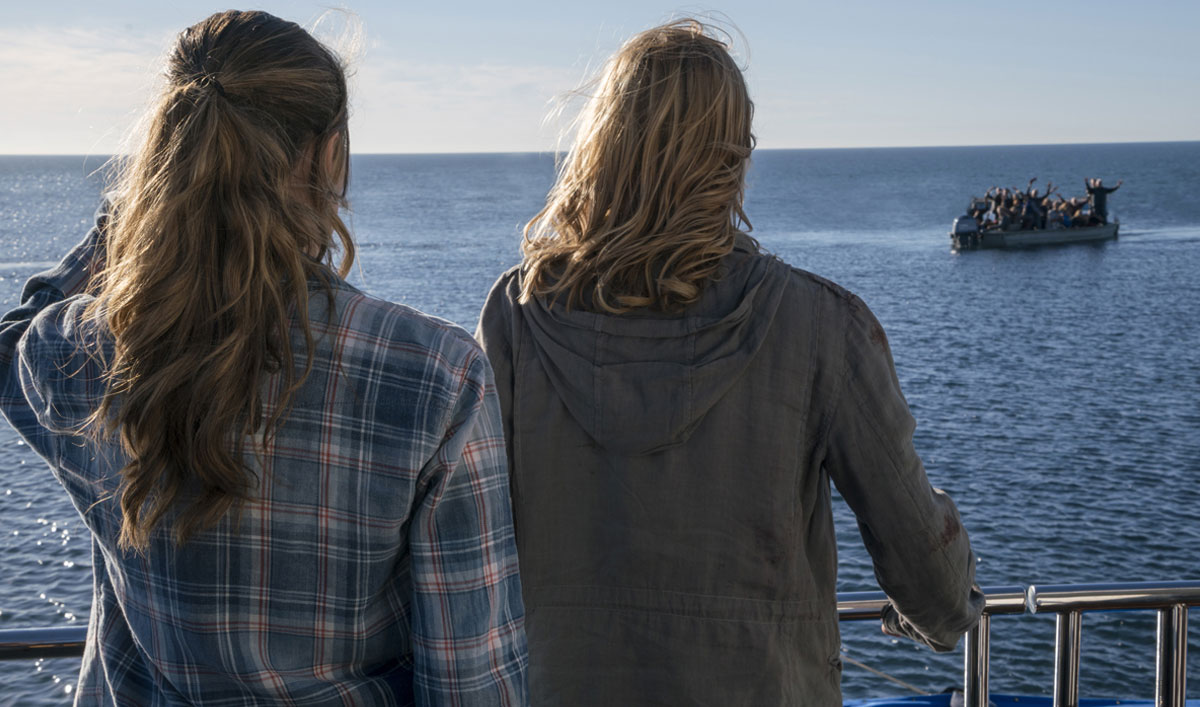 Listen to the Apocalypse as It Happens With <em>Fear the Walking Dead</em> Radio Waves