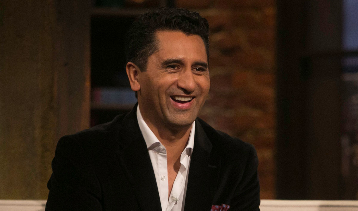 <em>Talking Dead</em> Airs This Sunday 10/9c With Cliff Curtis and Dave Erickson
