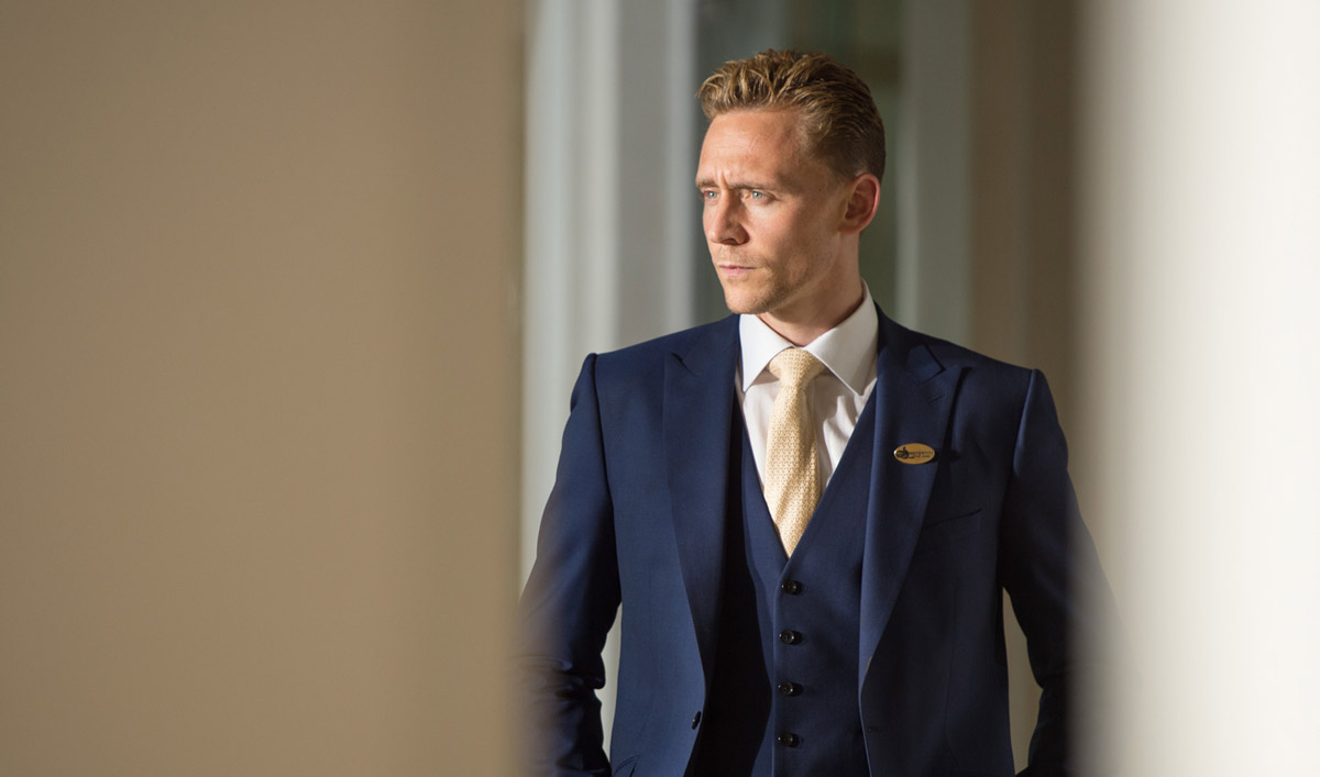 "Resultado de imagem para Tom Hiddleston, ""The Night Manager"""