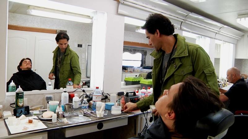 (SPOILERS) Making of Episode 205: Fear the Walking Dead: Captive