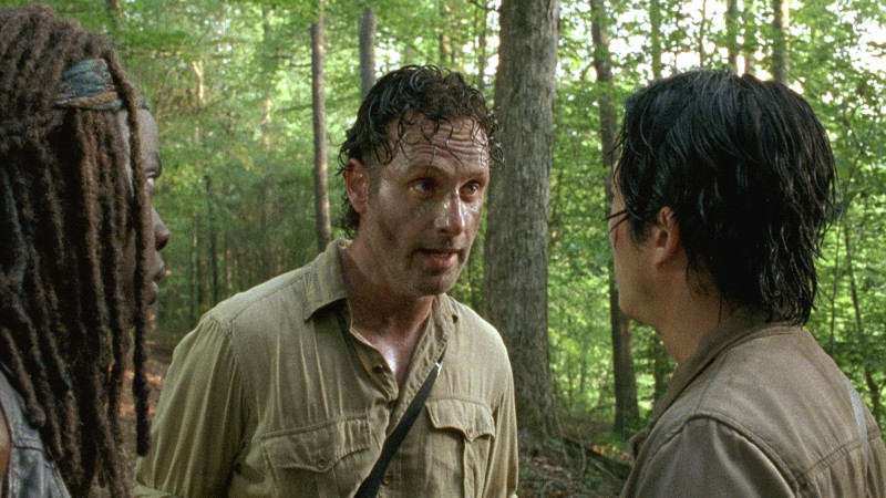 Inside Episode 603: The Walking Dead: Thank You