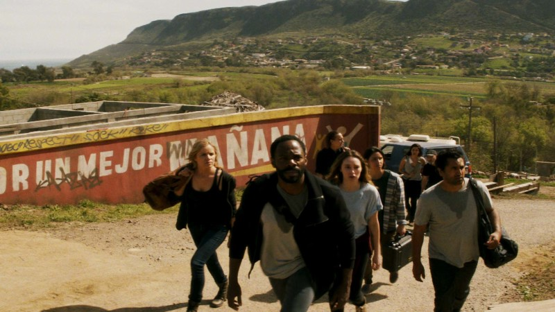 (SPOILERS) Talked About Scene From Fear the Walking Dead Episode 206