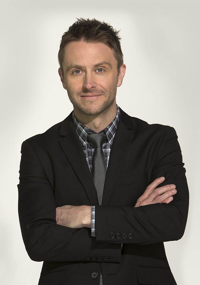 Chris Hardwick – Talking Dead _ Season 5 – Photo Credit: Jordin Althaus/AMC