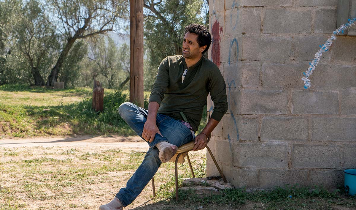<em>Fear the Walking Dead</em> Q&#038;A – Cliff Curtis (Travis Manawa)
