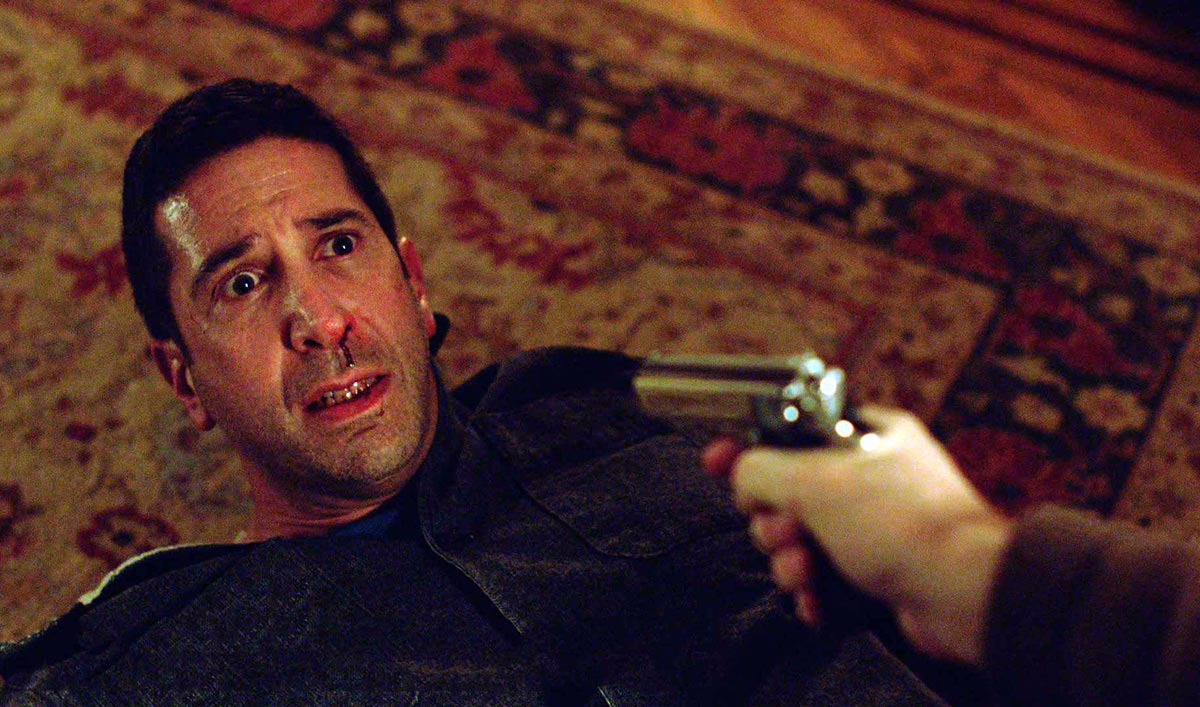 David Schwimmer Discusses <em>Feed the Beast</em>; <em>Uproxx</em> Watches New Trailer