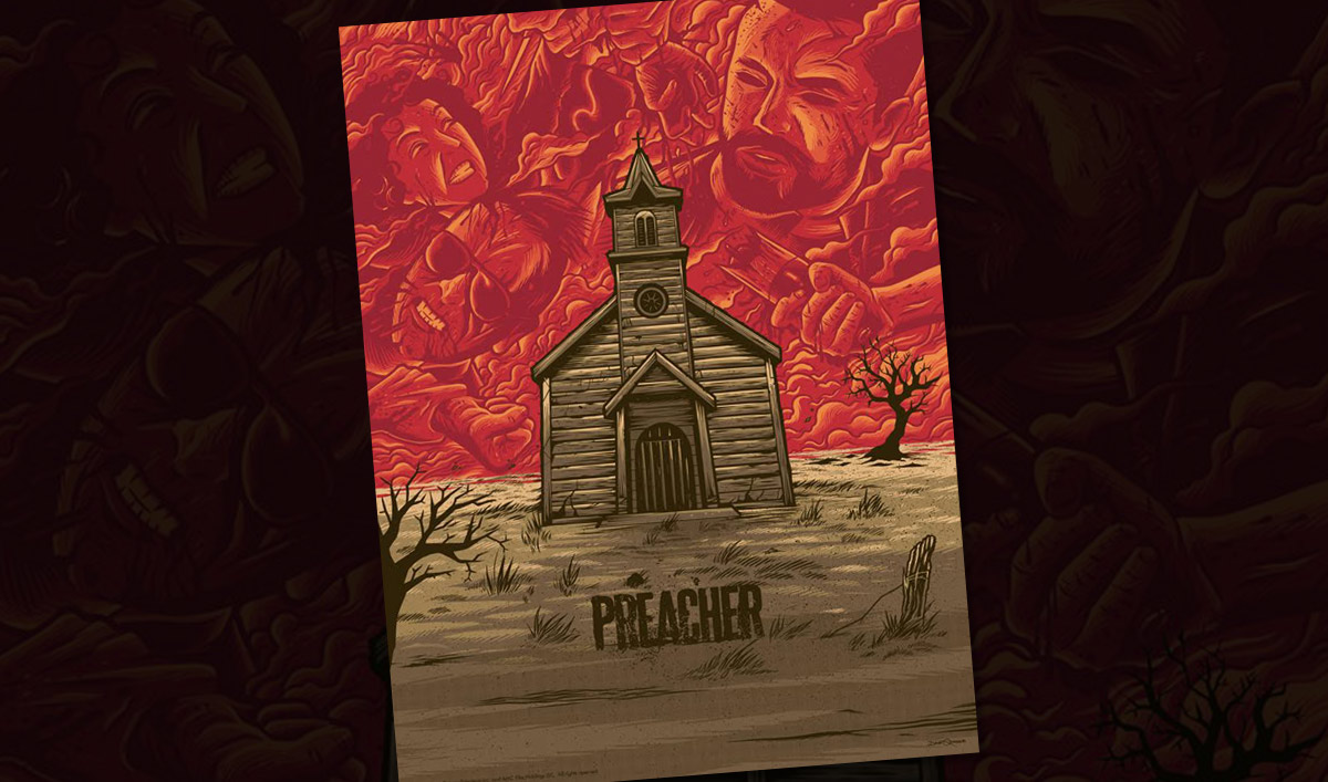 Love <em>Preacher</em>? Here&#8217;s How to Buy Exclusive Prints Inspired by the Show