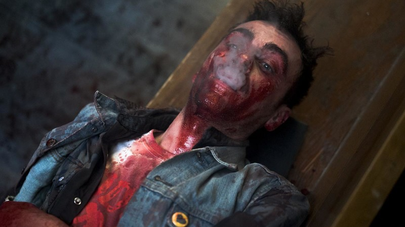 Joseph Gilgun as Cassidy - Preacher _ Season 1, Episode 1 - Photo Credit: Lewis Jacobs/Sony PIctures Televsion/AMC