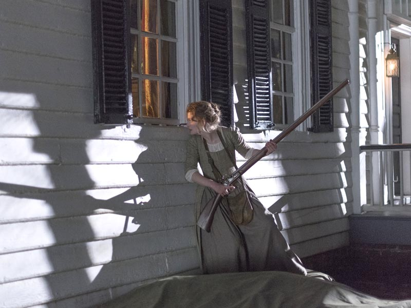 Meegan Warner as Mary Woodhull - TURN: Washington's Spies _ Season 3, Episode 7 - Photo Credit: Antony Platt/AMC