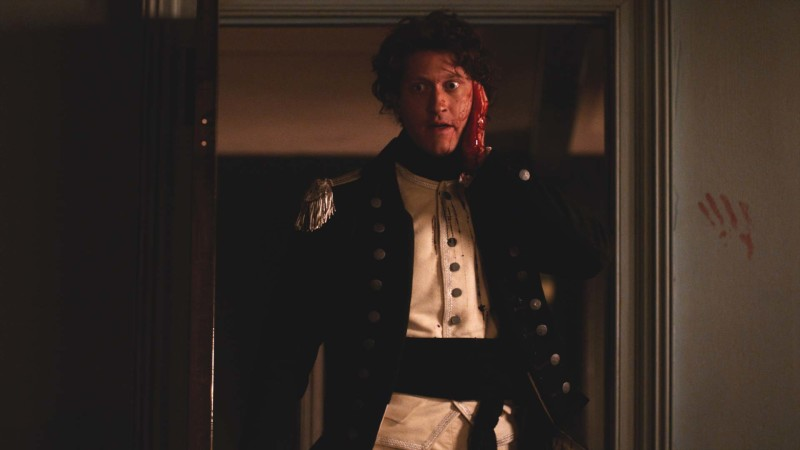 Talked About Scene From Episode 307 of TURN: Washington's Spies