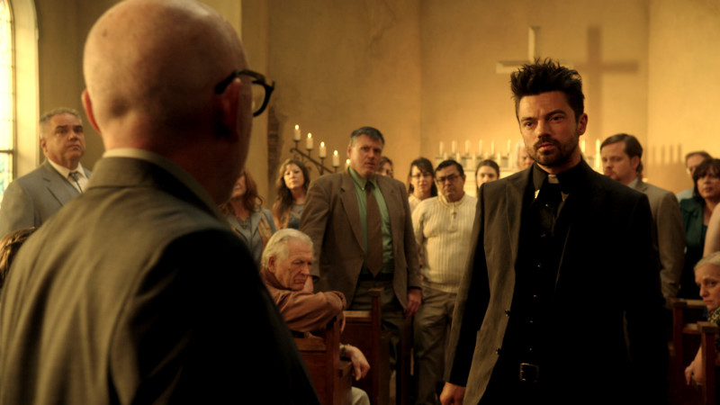 "Inside Preacher: ""Monster Swamp"""