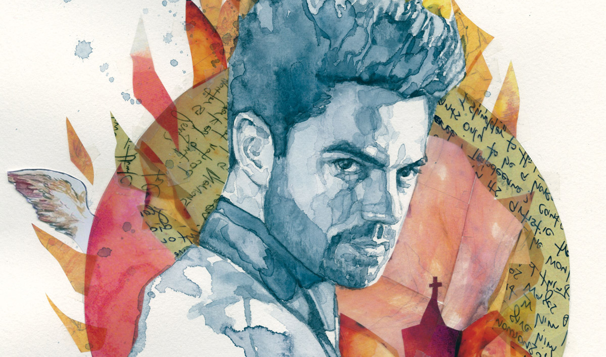 Graphic Novelist David Mack Reveals a Divided Jesse on New <em>Preacher</em> Cover