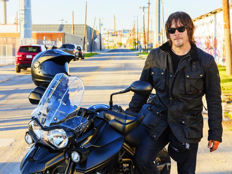 Norman Reedus, Texas, March 1-3, 2016 - The Ride with Norman Reedus _ Season 1, Episode 4 - Photo Credit: Mark Schafer/AMC