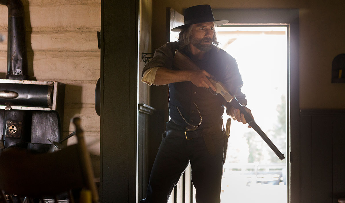 Extras for the <em>Hell on Wheels</em> Season 5 Mid-Season Premiere