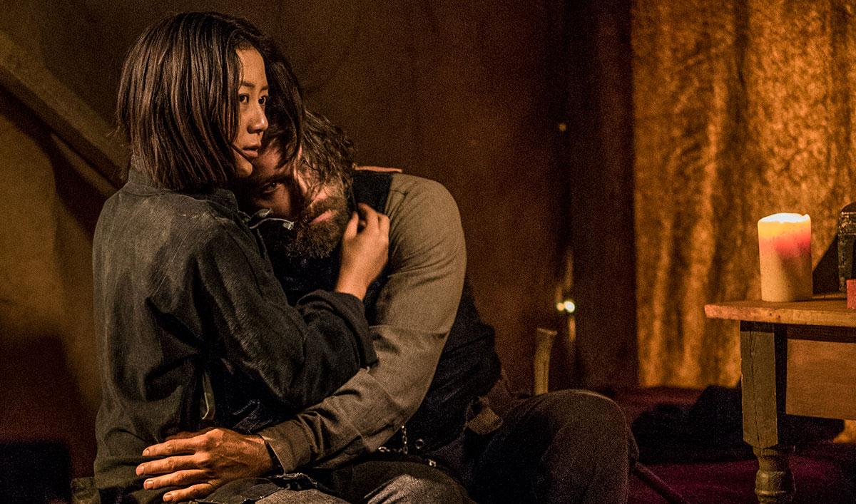 The Cast and Creators Explore Cullen's Dangerous Passion
