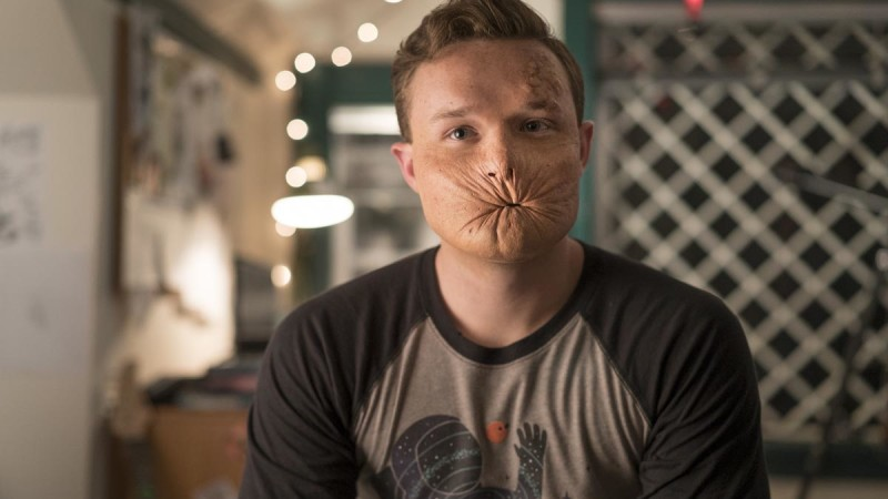 Ian Colletti as Arseface - Preacher _ Season 1, Pilot - Photo Credit: Lewis Jacobs/Sony Pictures Television/AMC