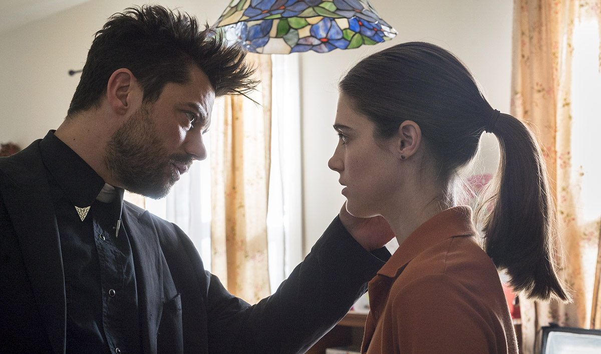 Extras for Episode 4 of <em>Preacher</em>