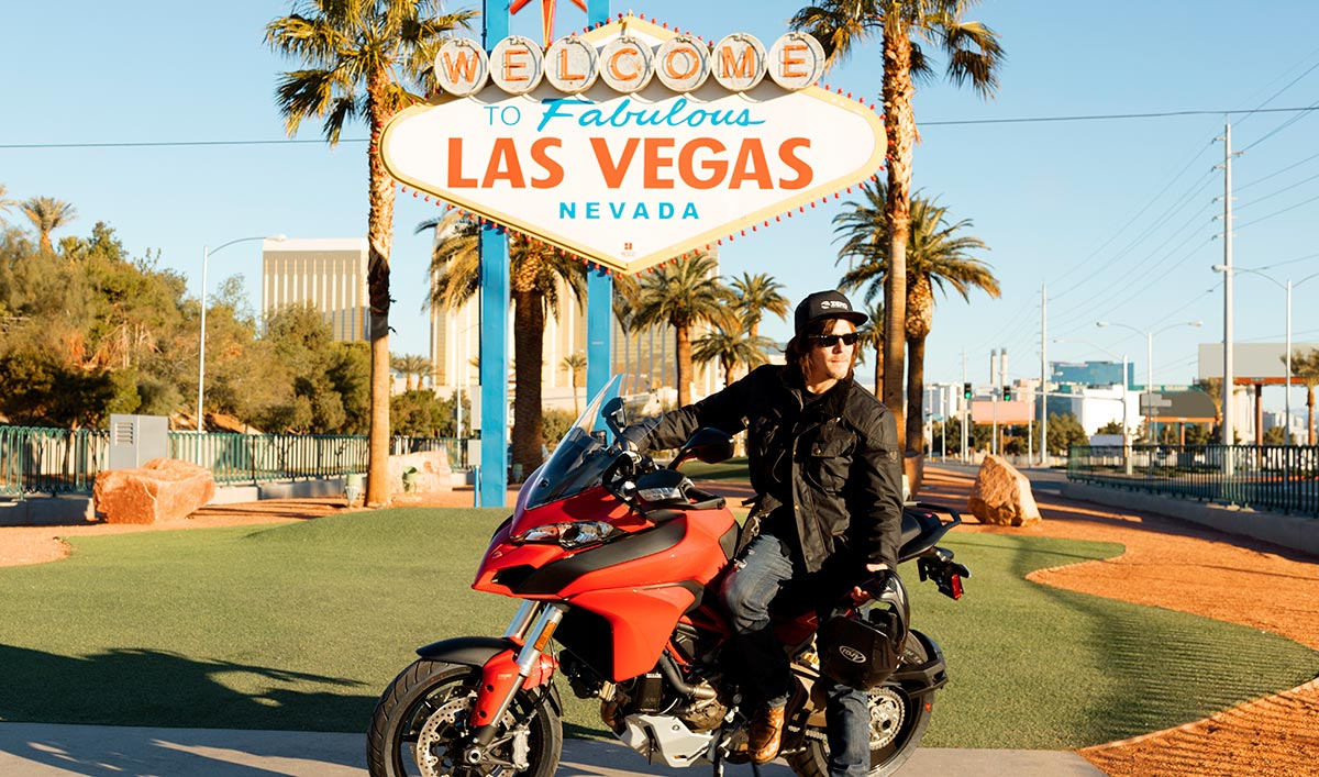 Full Episode: Norman Dirt Bikes in the Desert and Cruises the Vegas Strip