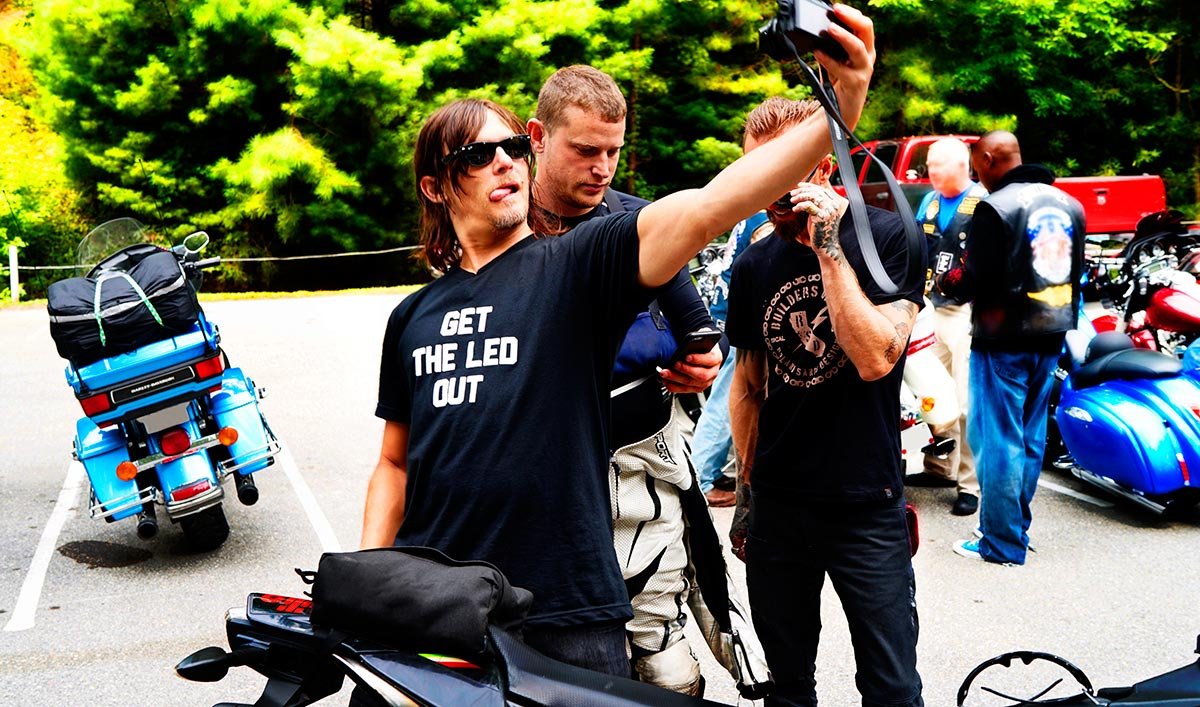 Sneak Peek: Norman Hangs With Lucky Fans in North Carolina