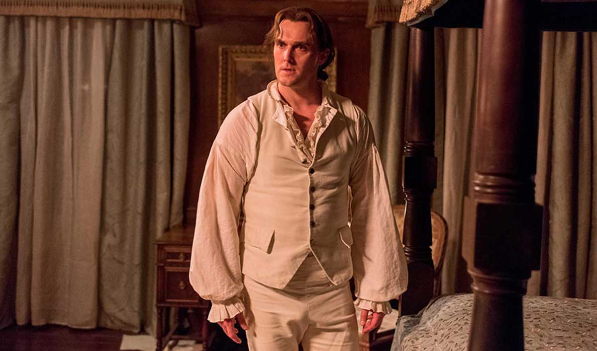 <em>TURN: Washington&#8217;s Spies</em> Q&#038;A &#8211; Owain Yeoman (Benedict Arnold)