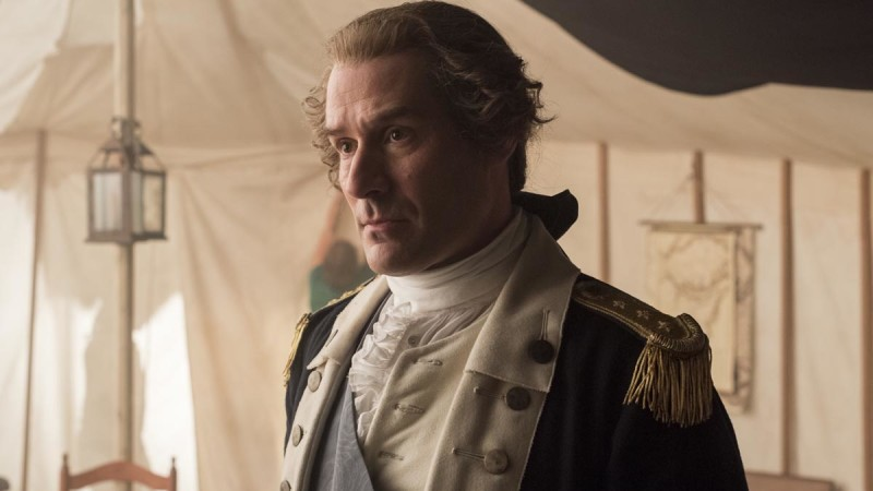 Ian Kahn as General George Washington - TURN: Washington's Spies _ Season 3, Episode 5 - Photo Credit: Antony Platt/AMC