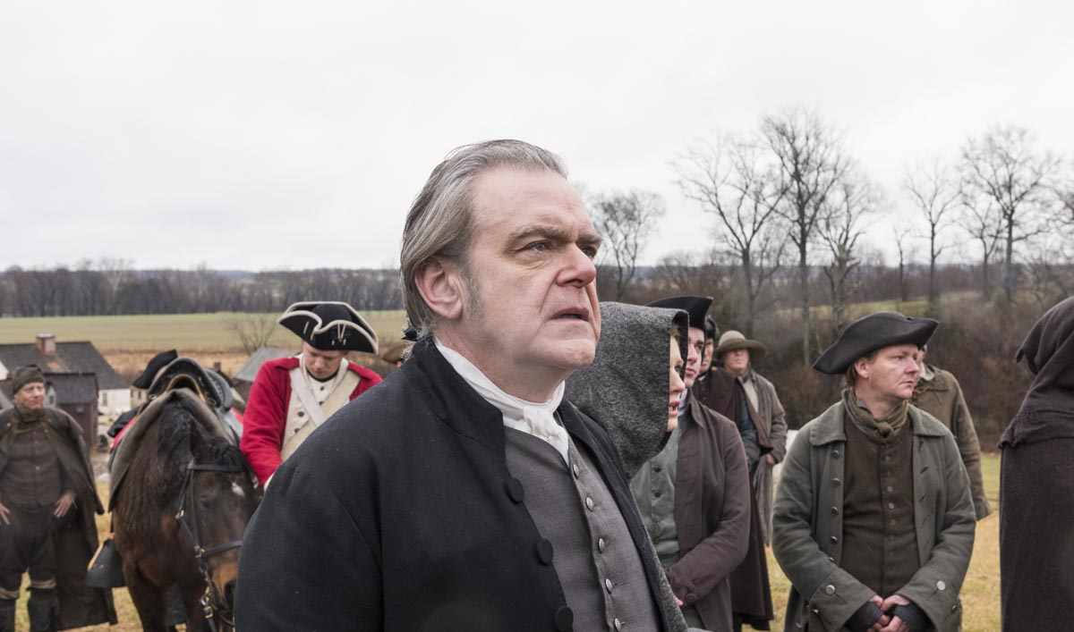 Kevin McNally as Richard Woodhull - TURN: Washington's Spies _ Season 3, Episode 10 - Photo Credit: Antony Platt/AMC