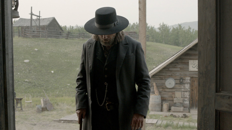 Inside Hell on Wheels Episode 512