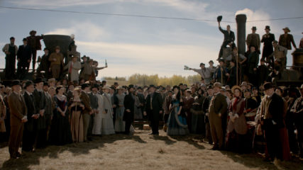 Hell on Wheels Series Wrap Up