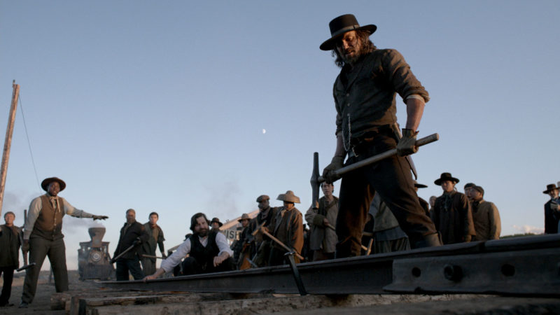 Talked About Scene From Hell On Wheels Episode 513