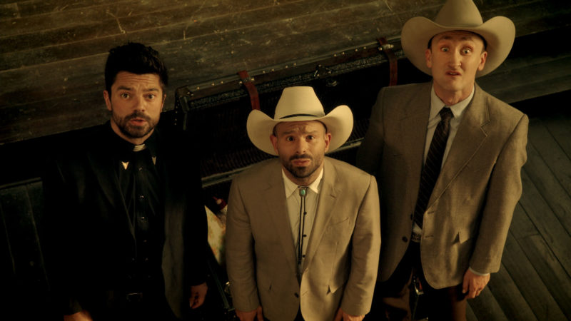"Preacher Talked About Scene: ""El Valero"""