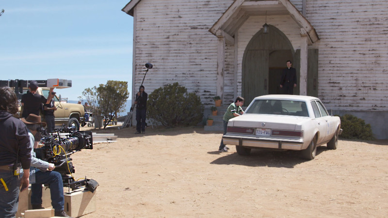 "Making Of Preacher: ""He Gone"""