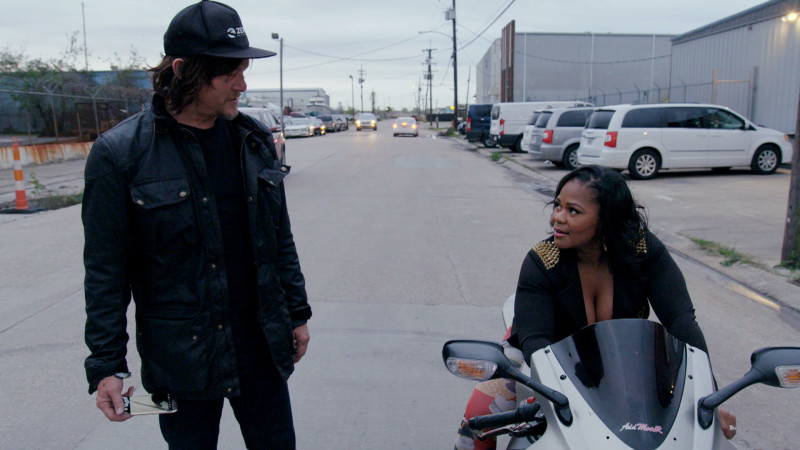"Ride with Norman Reedus Sneak Peek: ""Louisiana: Crescent City"""