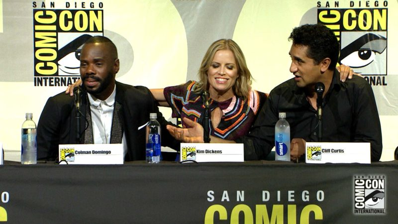The Triangle: Comic-Con Panel Highlights: Fear the Walking Dead: Season 2