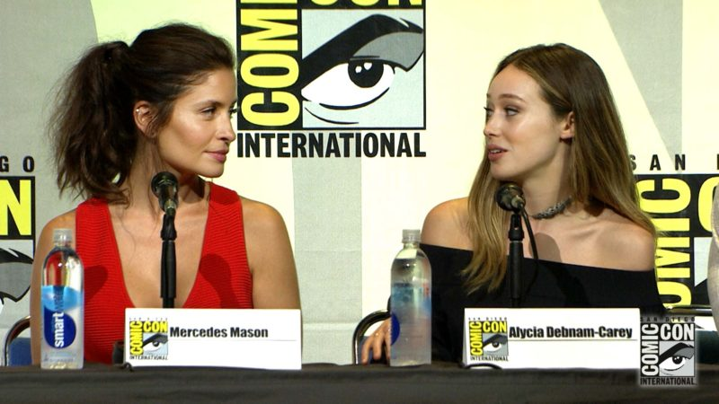 Character Arcs: Comic-Con Panel Highlights: Fear the Walking Dead: Season 2